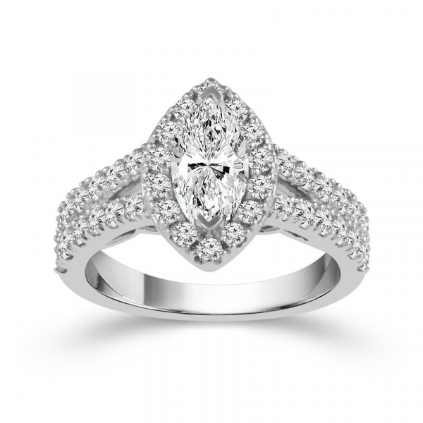 2 Carat Diamond Engagement  Ring From The Limited Edition Collection by Limited Edition