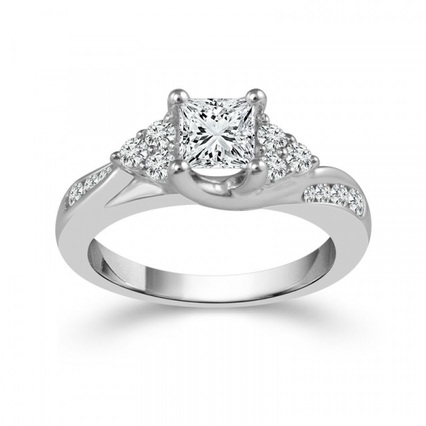 1 1/4 Carat Diamond Engagement Ring From The Limited Edition Collection by Limited Edition