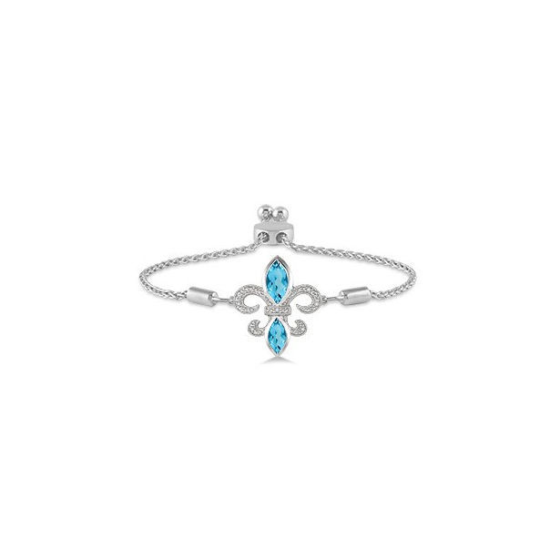 Daphne Diamond - 81049SSBTSLTB.jpg - brand name designer jewelry in Memphis, Tennessee
