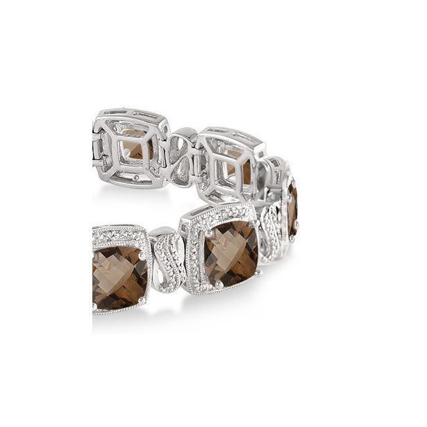 Daphne Diamond - 85538SSSQSLTB.jpg - brand name designer jewelry in Memphis, Tennessee