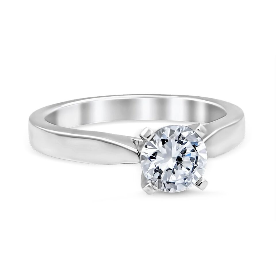 Evelina Vintage Engagement Ring by Whitehouse Brothers