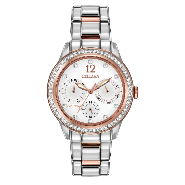 SILHOUETTE CRYSTAL WATCH by Citizen Watch