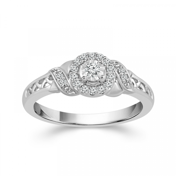 .17ctw Diamond Ring by True Promise