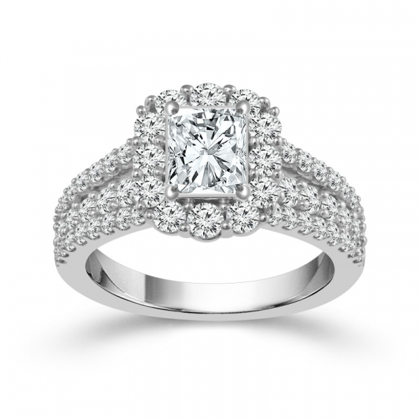 1 3/4 Carat Diamond Ring From The Limited Edition Collection by Limited Edition
